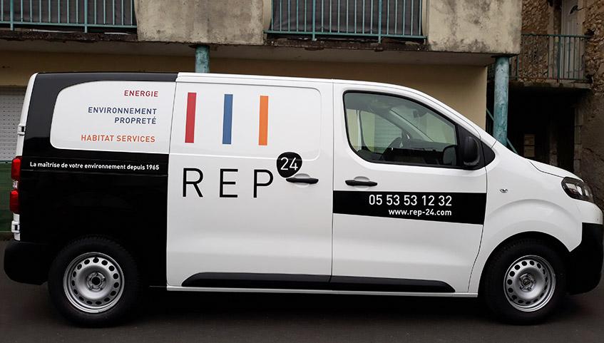 Décoration véhicule impression numérique et film protection anti UV